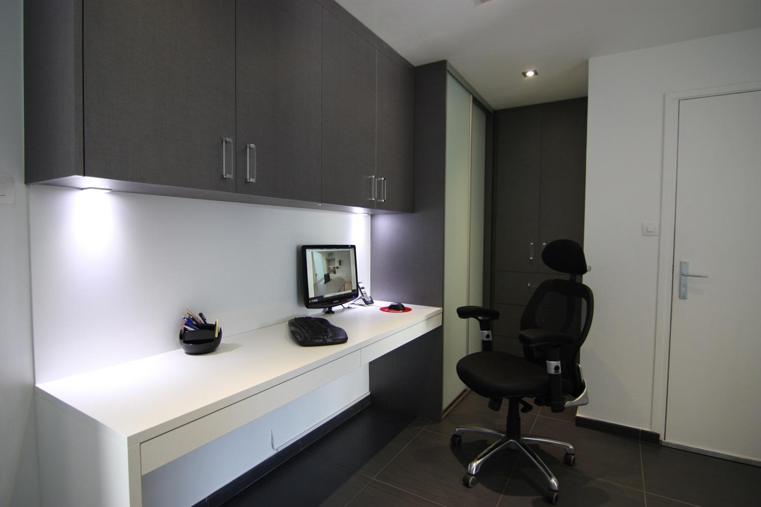 Les meubles sur mesure je choisis mon bureau et mon for Mon meuble sur mesure