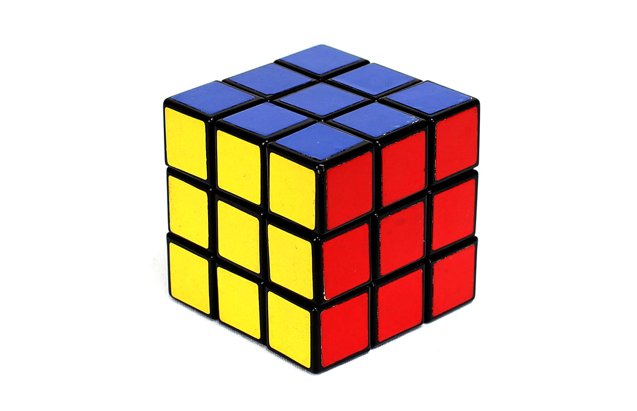 comment faire le rubik cube ?