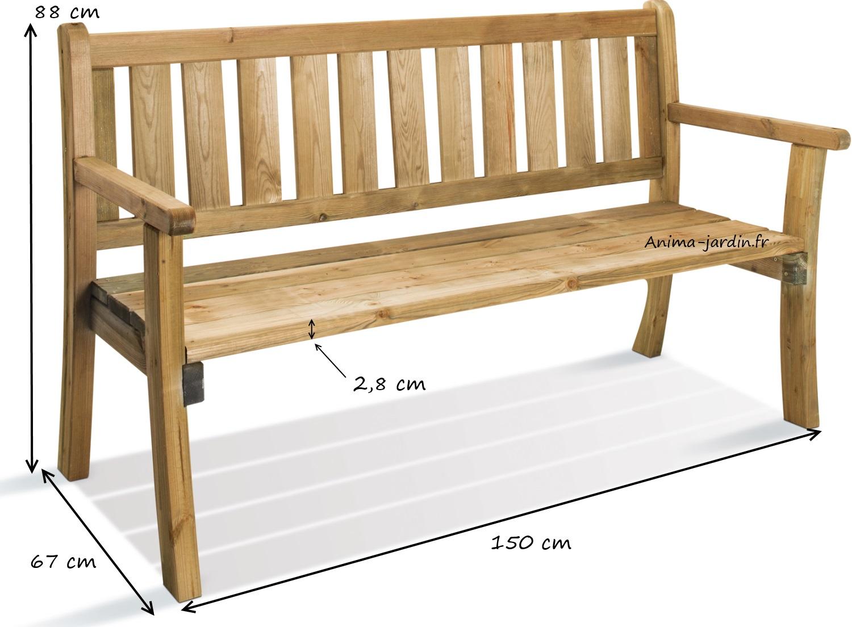 comment fabriquer un banc. Black Bedroom Furniture Sets. Home Design Ideas