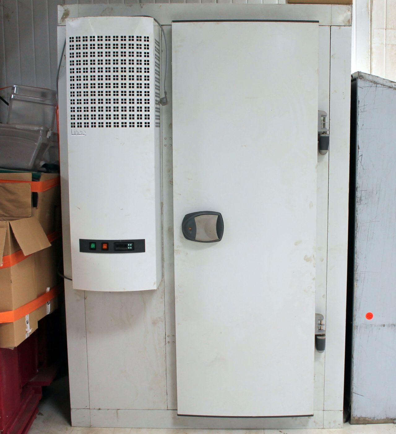 Chambre froide pour stocker les produits alimentaires - Peinture alimentaire pour chambre froide ...
