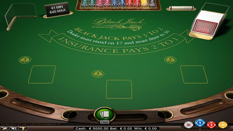 Blackjack : des effets pour voyager au pays du casino