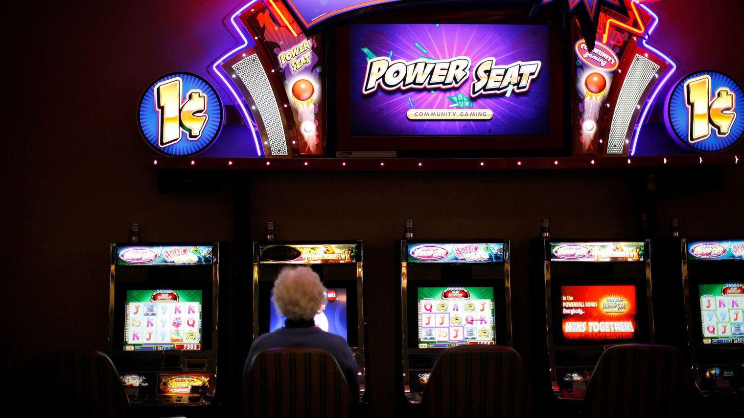 Machines a sous : des joueurs gâtés par les casinos en ligne